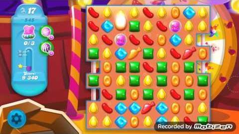 Candy Crush Soda Saga Level 545 (3 Stars)