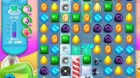 Candy Crush Soda Saga Level 1423