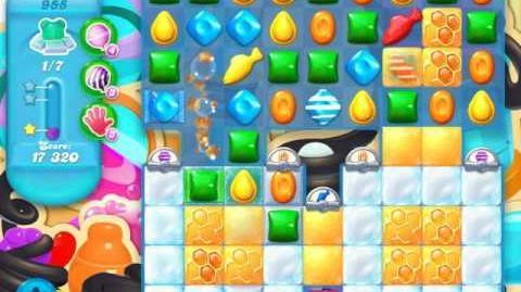 Candy Crush Soda Saga Level 955 (nerfed)