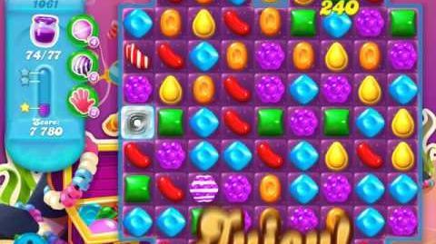Candy Crush Soda Saga Level 1061 (3rd version)