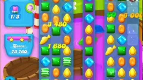 Candy Crush Soda Saga Level 124 No Boosters