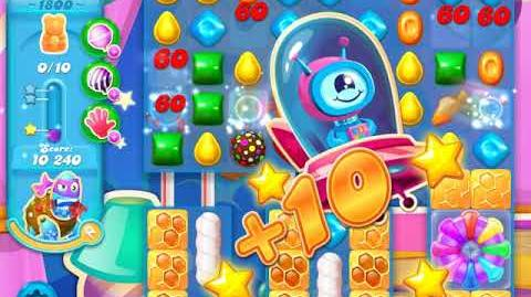 Candy Crush Soda Saga Level 1800 (3 Stars)
