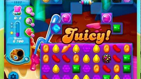 Candy Crush Soda Saga Level 1882 ***