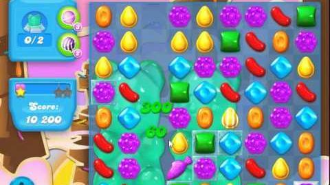 Candy Crush Soda Saga Level 64 (2nd version)