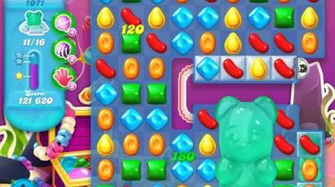 Candy Crush Soda Saga Level 1071 (10th version)
