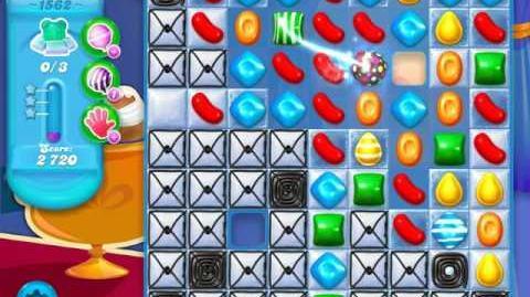 Candy Crush Soda Saga Level 1562 (3 Stars)