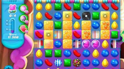 Candy Crush Soda Saga Level 1689