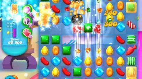 Candy Crush Soda Saga Level 1362 (nerfed, 3 Stars)