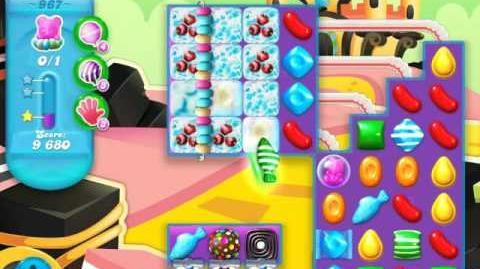 Candy Crush Soda Saga Level 967-0