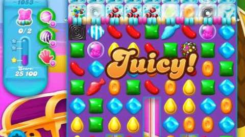 Candy Crush Soda Saga Level 1053