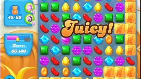 Candy Crush Soda Saga Level 158 (30 moves)