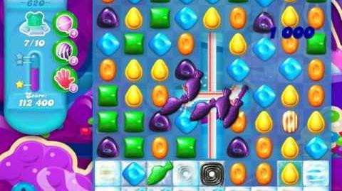 Candy Crush Soda Saga Level 620 (4th version)