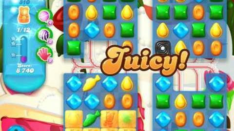 Candy Crush Soda Saga Level 810 (4th version)