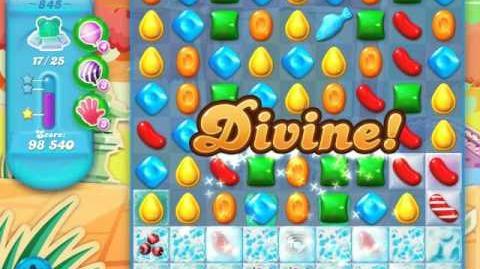 Candy Crush Soda Saga Level 845 (3 Stars)