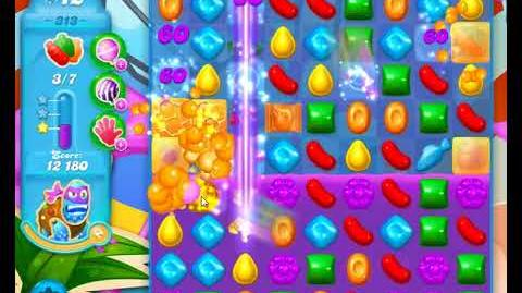 Candy Crush Friends Group SODA Level 313 NO BOOSTERS 2Stars