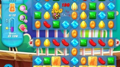 Candy Crush Soda Saga Level 1232 (nerfed)