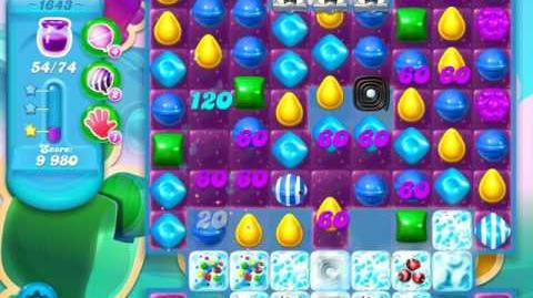 Candy Crush Soda Saga Level 1643