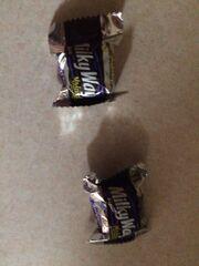Mini Milky Way candy