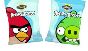 Angry Birds Fazer Candy