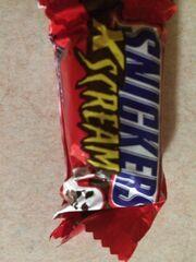 Mini snickers