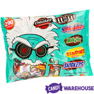 Mars Halloween Candy Assortment 290-Piece Bag
