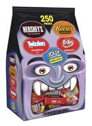 Hershey's Snack Size Halloween Assortment Bag 75.7 Oz