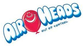 Air Heads Logo