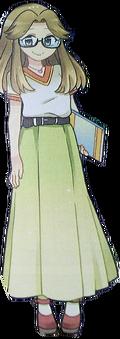 Miyuki full appearance