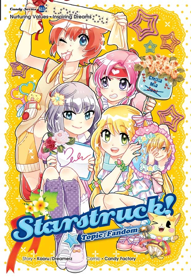 Candy Jem Books Read Online