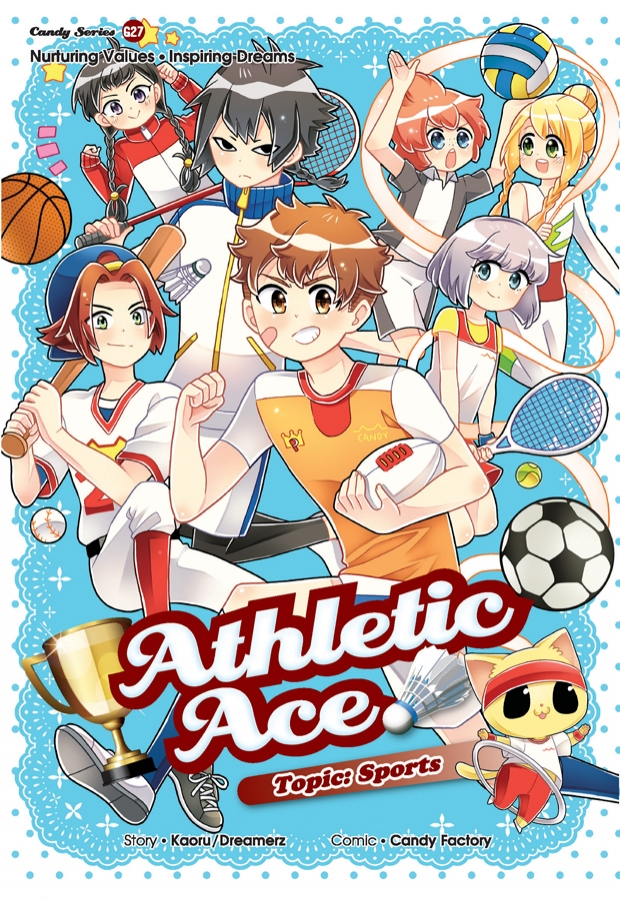 Athletic Ace Sports Candy Meow Series Wikia Fandom