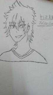 Julian from KWY fanart