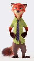ZootopiaFox
