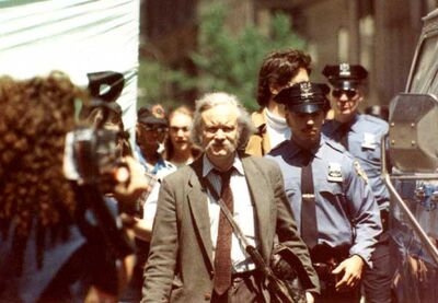 Dana Beal 1994 marijuana march