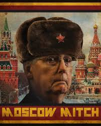 Moscow Mitch and his hat in Red Square 2