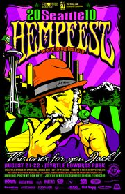 Seattle 2010 Hempfest