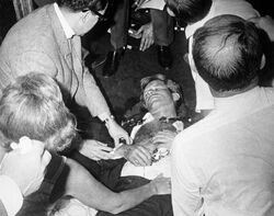 Robert F Kennedy assassination