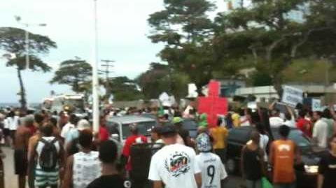 Marcha da Maconha 2009 - Salvador