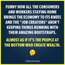 Their amazing bootstraps