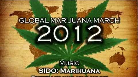 Global Marijuana March 2012 Worldwide City List