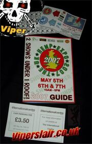 Telford 2007 Hemp Expo UK GMM 6