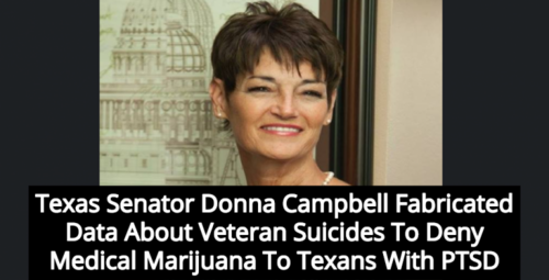 Texas state Senator Donna Campbell