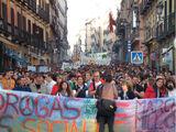 Global Marijuana March Europe