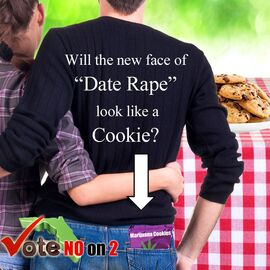 Florida 2014 marijuana date rape cookie