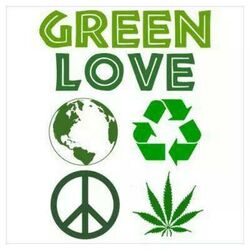 Green love