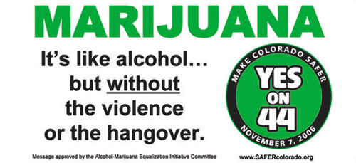 No violence or hangover
