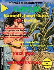 Paris 2002 MMM France 2