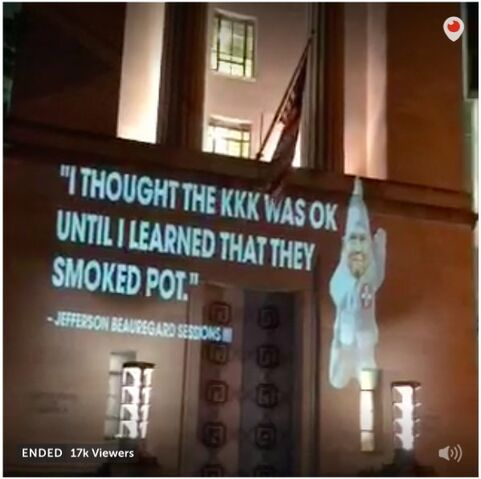 File:Jeff Sessions KKK was OK until I learned they smoked pot.jpg