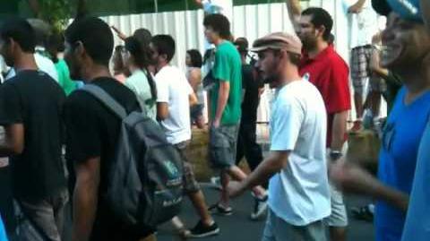 Marcha da Maconha Recife 2011
