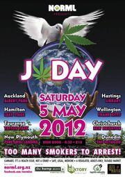 New Zealand 2012 GMM
