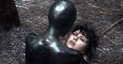 Under The Skin. Scarlett Johansson